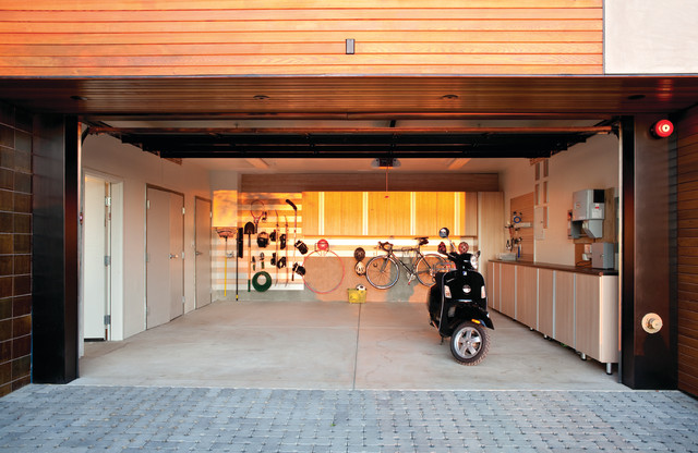 Step by Step Plan to Spruce-Up the Garage in Your Portland Home