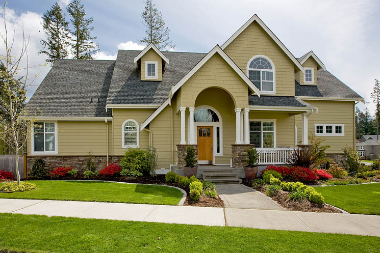 Curb Appeal Portland Home