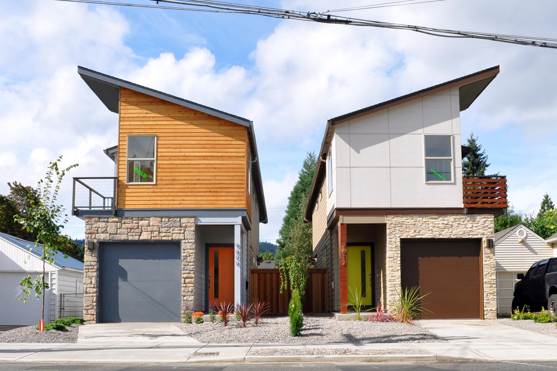 Affordable Modern Homes
