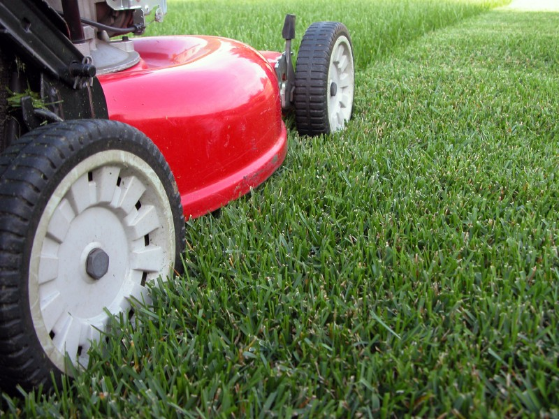 Lawn Mowing Portland Home