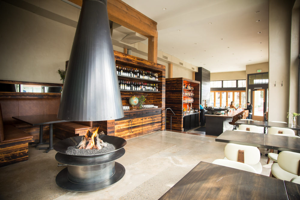 best restaurants in portland fireplace