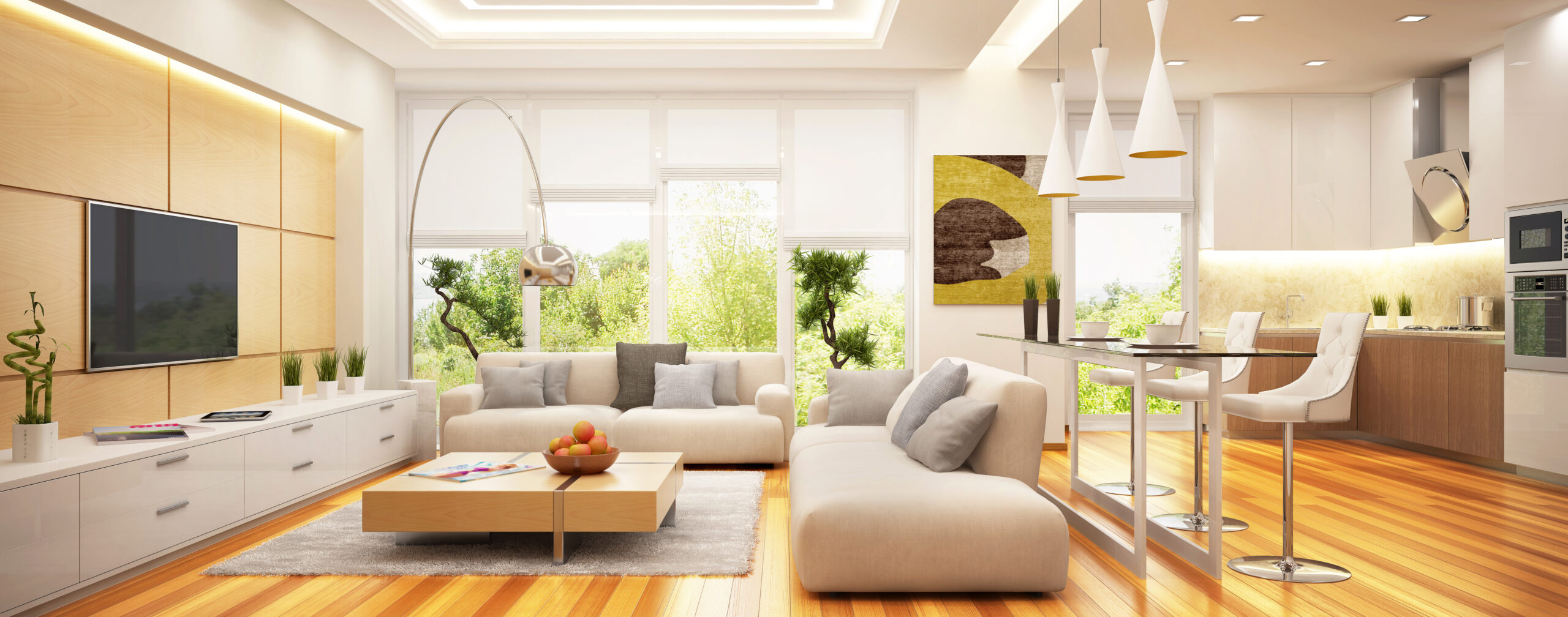Choosing the Right Modern Sofa or Sectional