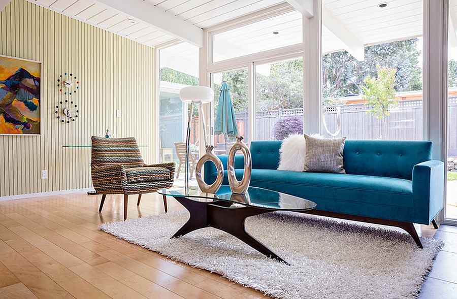 Tips on Choosing a Bold Accent Color for Your Mid-Century ...