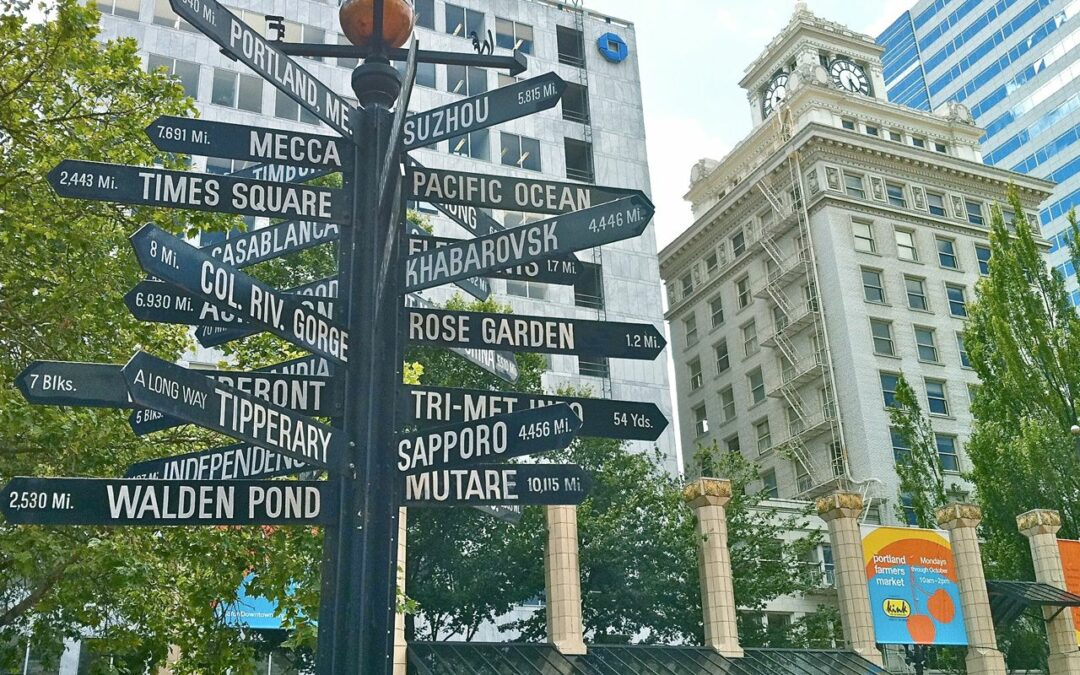 Portland's 2035 Growth Plan and Vision