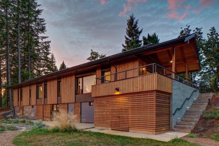 Passive Homes of Portland