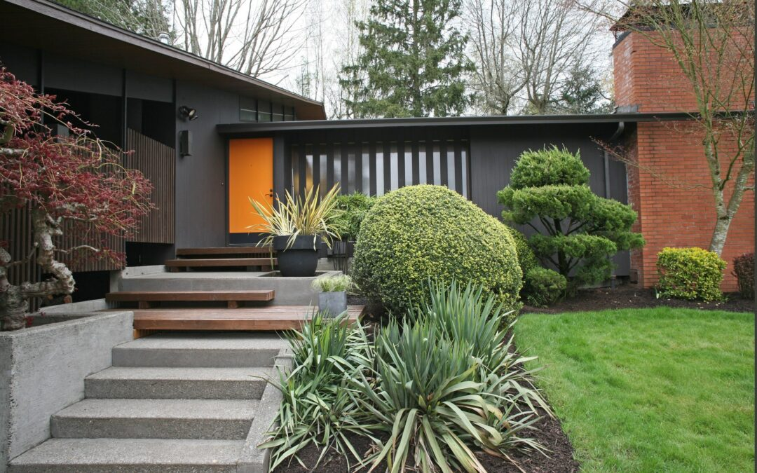 Mid-Century Modern Homes In Portland