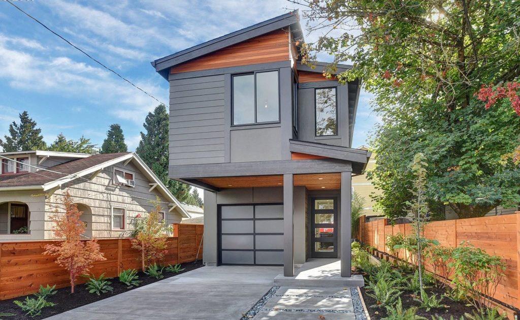 affordable modern homes in portland