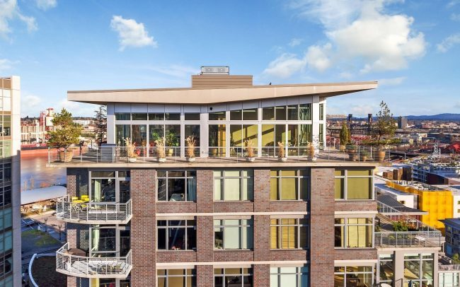 penthouses in portland